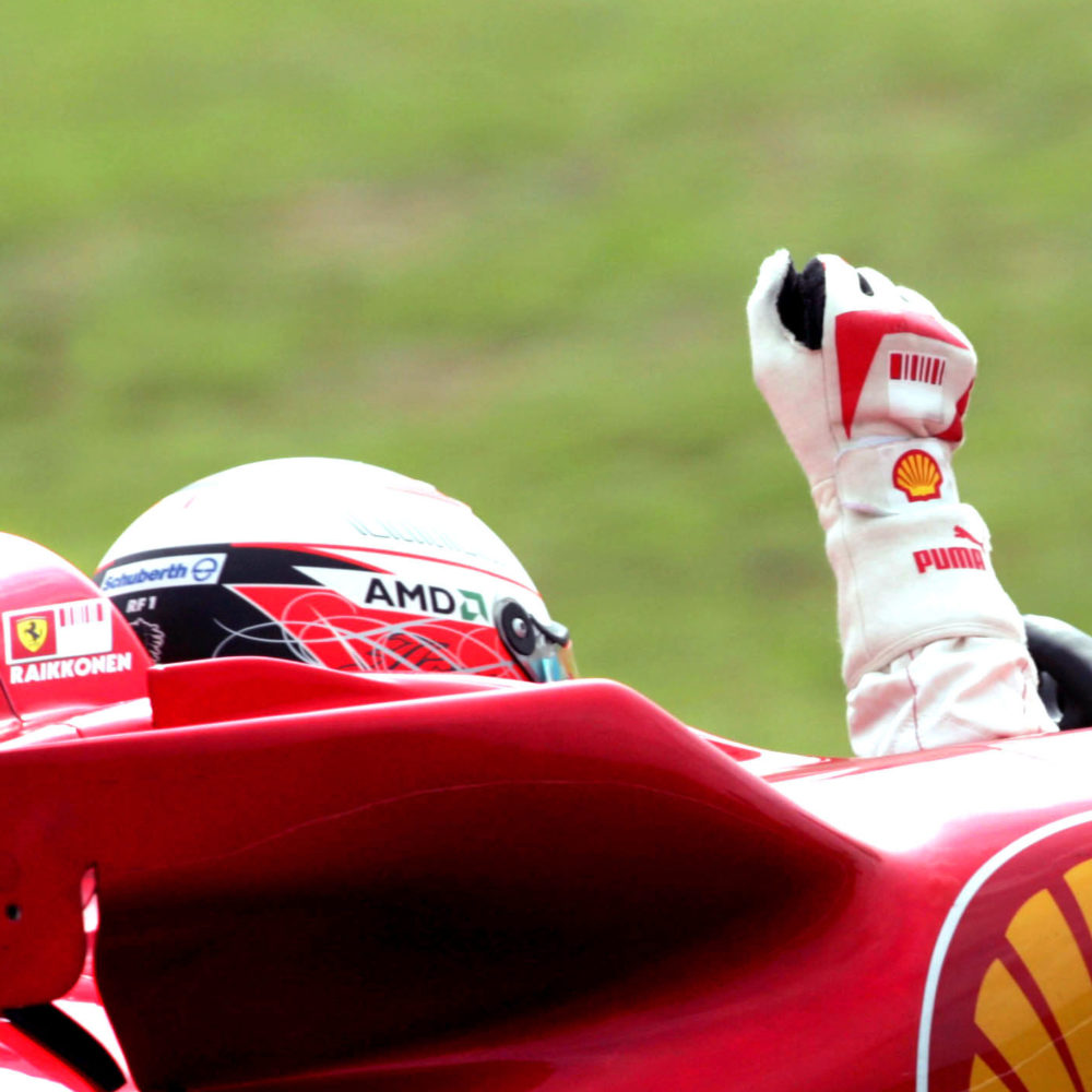 KIMI AND THE RED POWER